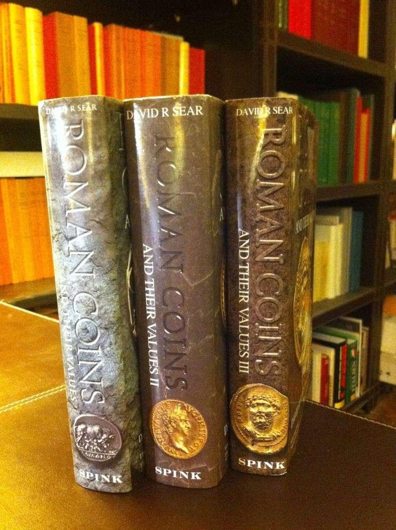 Vente Roman Coins & their Values, D. Sear Img_1711