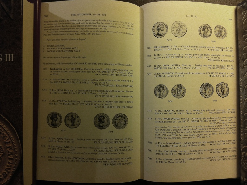 Vente Roman Coins & their Values, D. Sear Img_1716