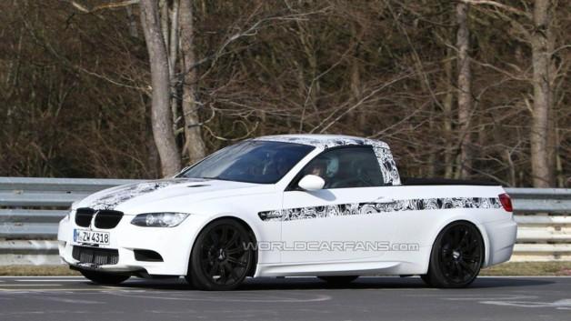 bizzarerie BMW Bmw-m310