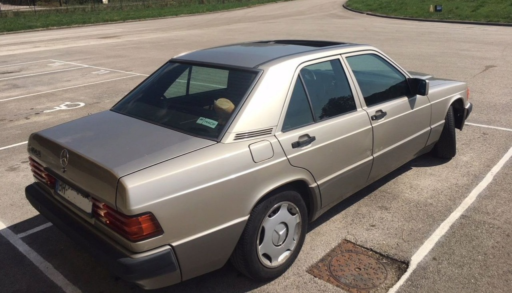 Mercedes 190D 2.5 (w201) Annonc17