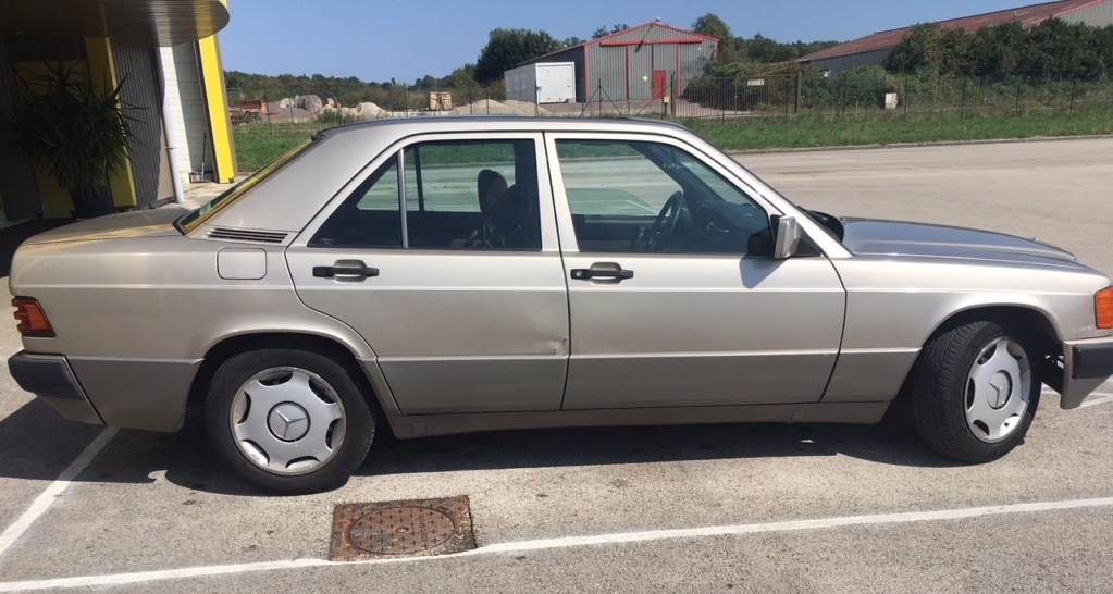 Mercedes 190D 2.5 (w201) Annonc18