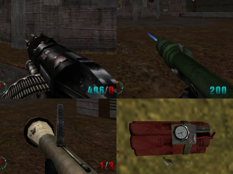 Hi-Res weapons  Wepons11