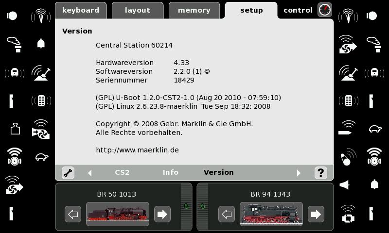 mise a jour CS2 Markli10
