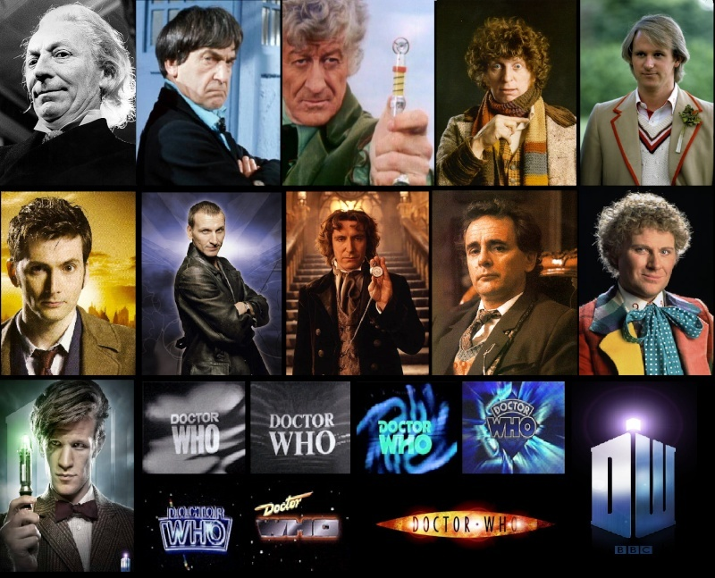 DOCTOR WHO The-1110