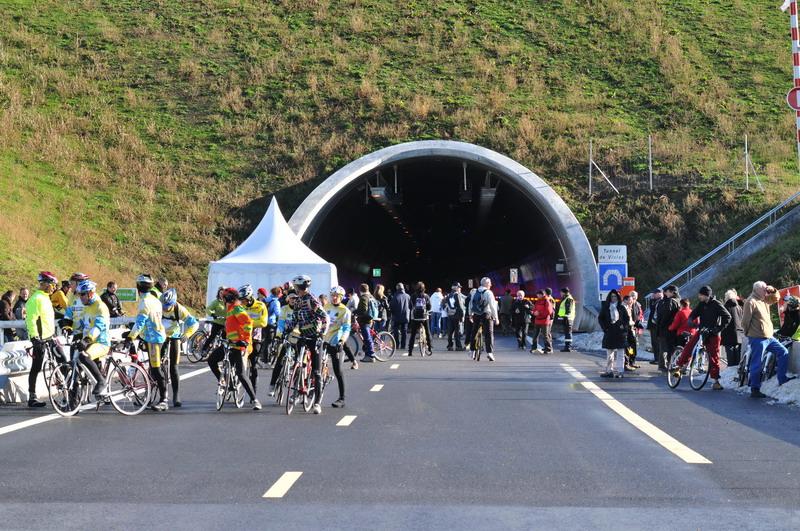 Ballade en vélo sur A89 Journa10