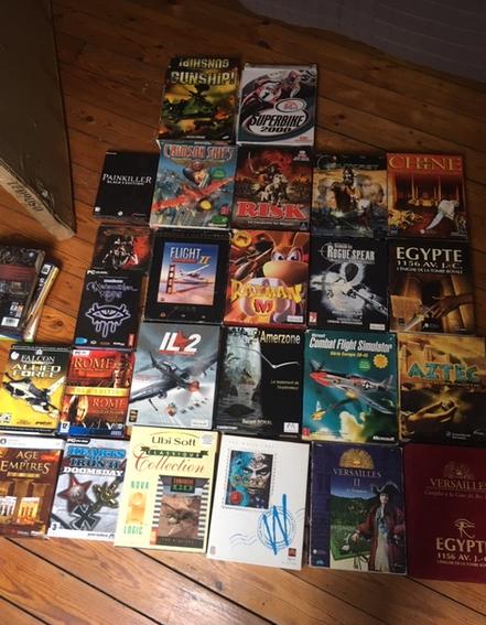 (VDS) Divers jeux (Lot 25 jeux big box => 60 euros , PSP, nintendo DS, master system,...) Captur19