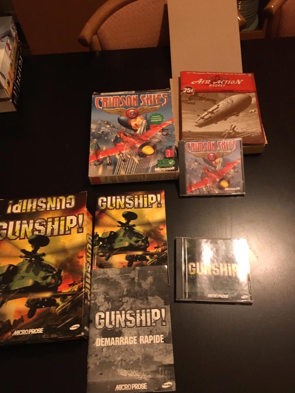 [VTE] Jeux pc big box Gunshi10