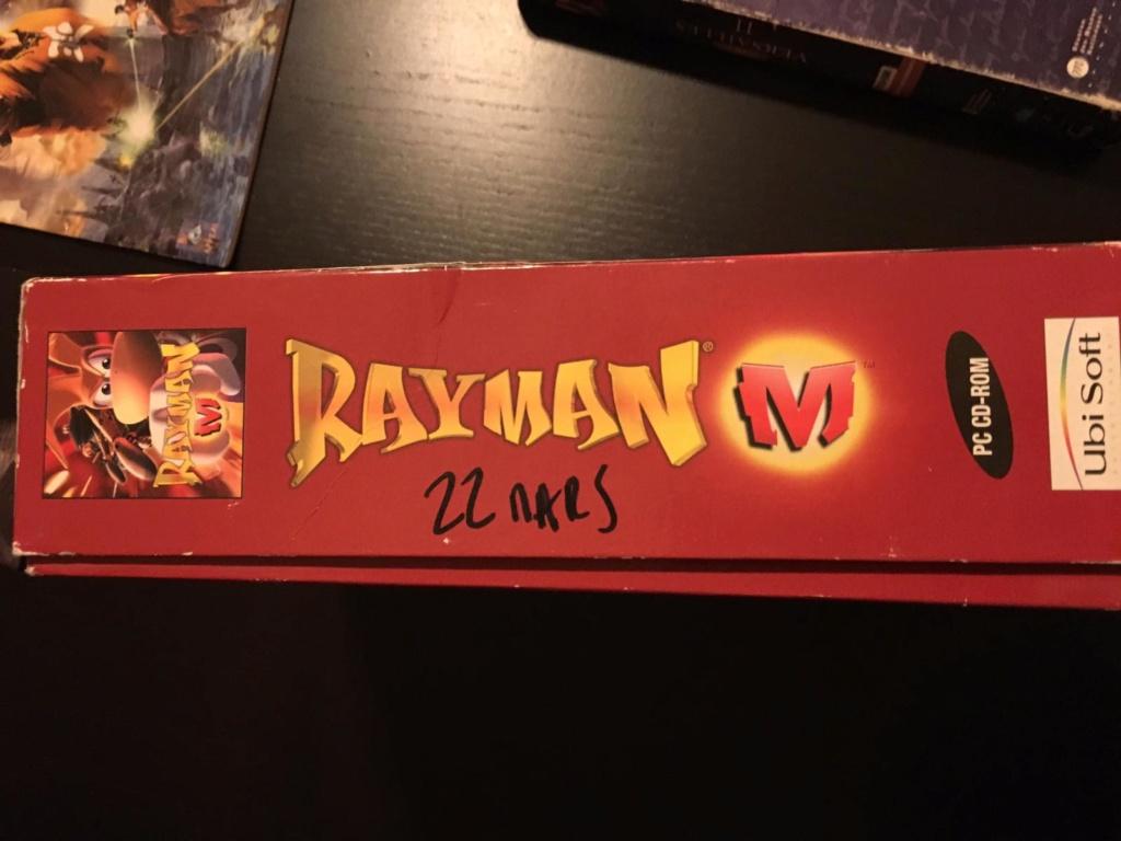 [VTE] Jeux pc big box Rayman10