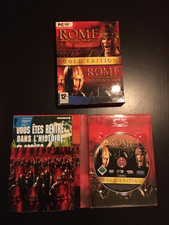 [VTE] Jeux pc big box Rome_t10