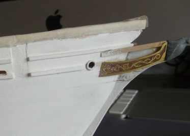 Le Pourquoi Pas, au 1/75ème - Billing Boat,  P1020110