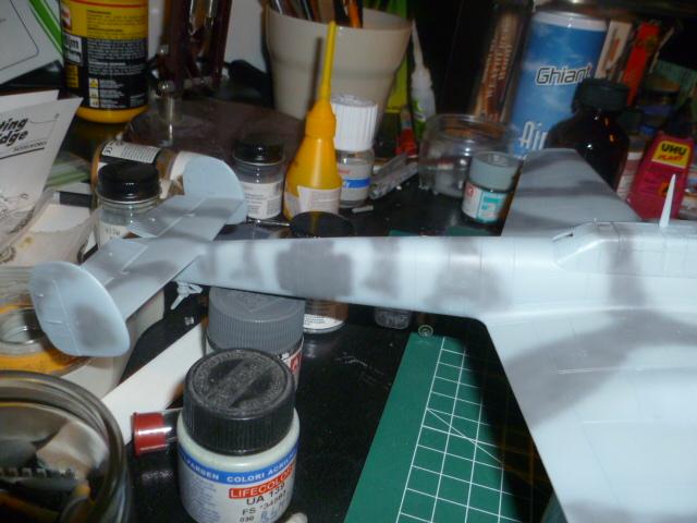 Messerschmitt Bf 110 G-4  (PROMODELER) [Terminé] - Page 2 P1050111