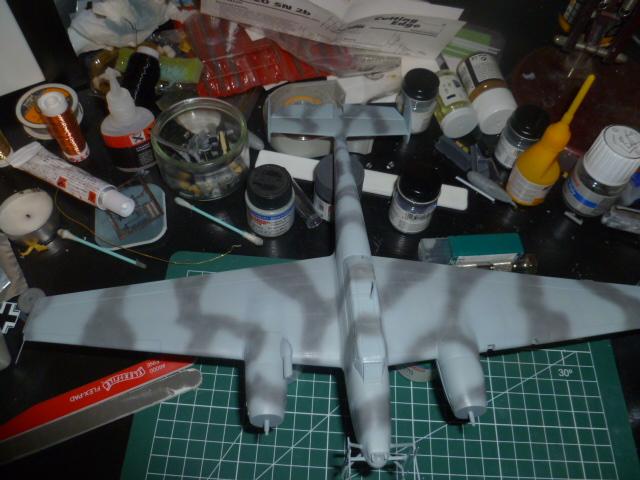 Messerschmitt Bf 110 G-4  (PROMODELER) [Terminé] - Page 2 P1050112