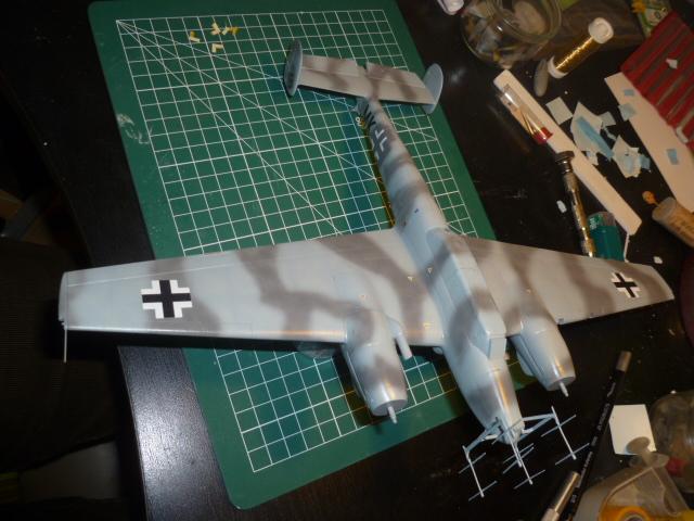 Messerschmitt Bf 110 G-4  (PROMODELER) [Terminé] - Page 2 P1050113