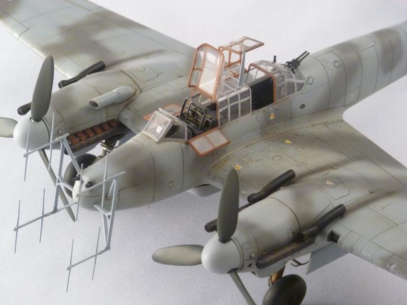 Messerschmitt Bf 110 G-4  (PROMODELER) [Terminé] - Page 2 P1050210