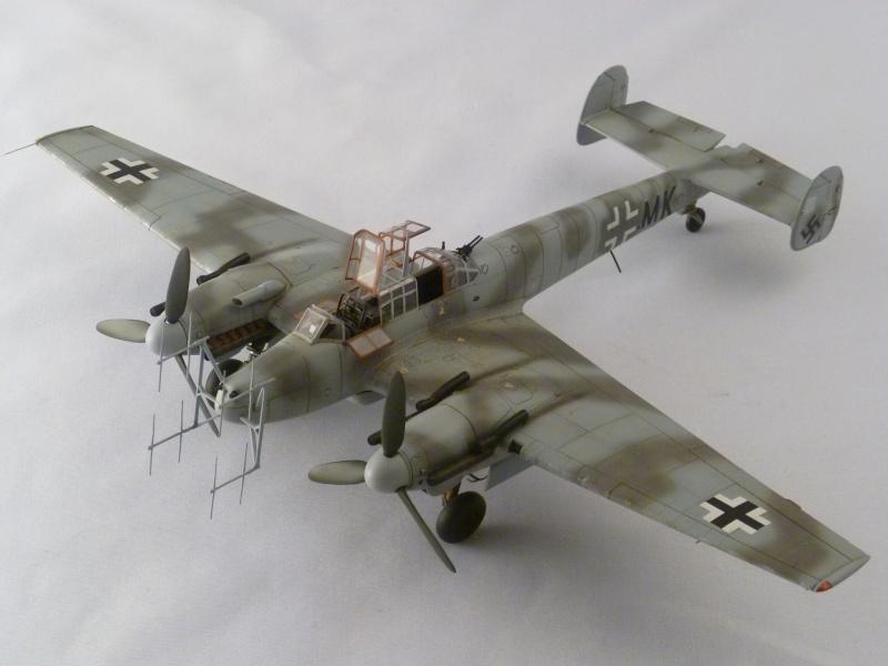 Messerschmitt Bf 110 G-4  (PROMODELER) [Terminé] - Page 2 P1050211