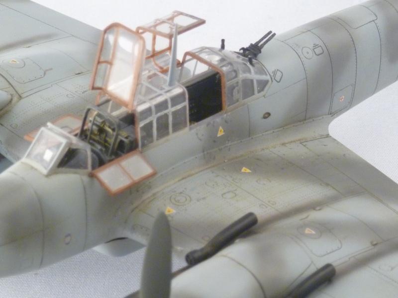 Messerschmitt Bf 110 G-4  (PROMODELER) [Terminé] - Page 2 P1050212