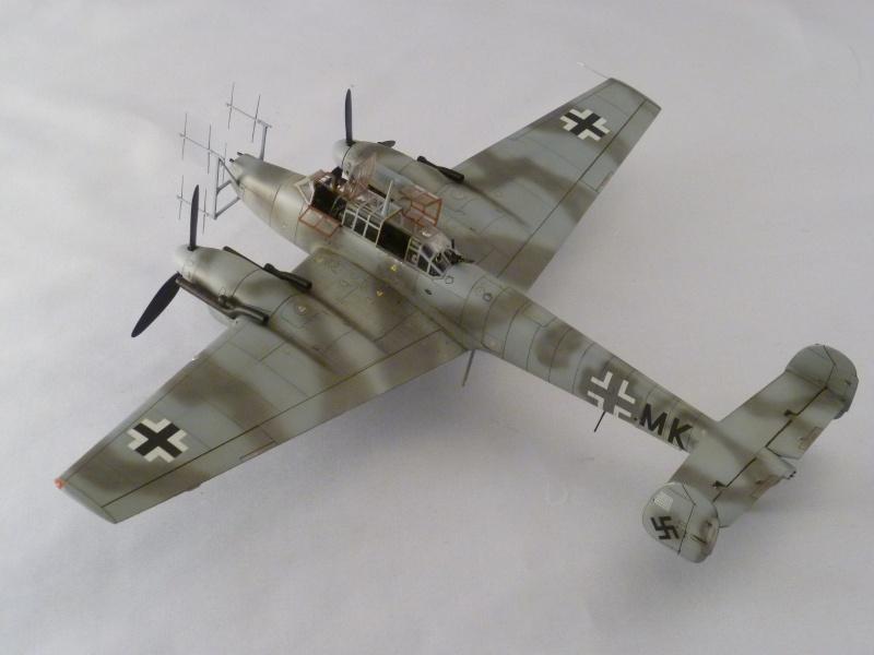 Messerschmitt Bf 110 G-4  (PROMODELER) [Terminé] - Page 2 P1050213