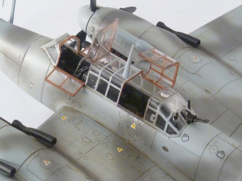 Messerschmitt Bf 110 G-4  (PROMODELER) [Terminé] - Page 2 P1050214