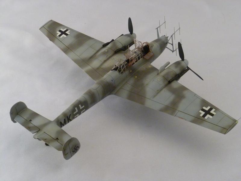 Messerschmitt Bf 110 G-4  (PROMODELER) [Terminé] - Page 2 P1050215