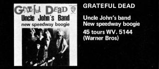 Grateful Dead - Presse Francophone R46-1010