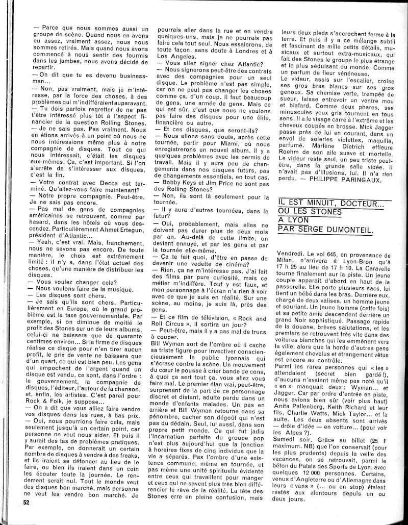 Les Rolling Stones dans la presse française - Page 2 R46-1312