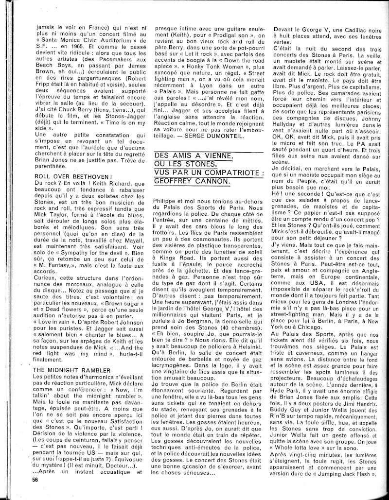 Les Rolling Stones dans la presse française - Page 2 R46-1316
