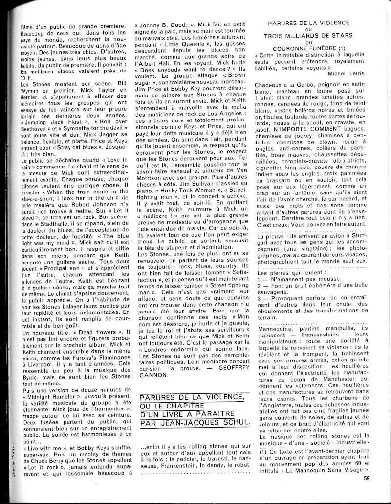 Les Rolling Stones dans la presse française - Page 2 R46-1319