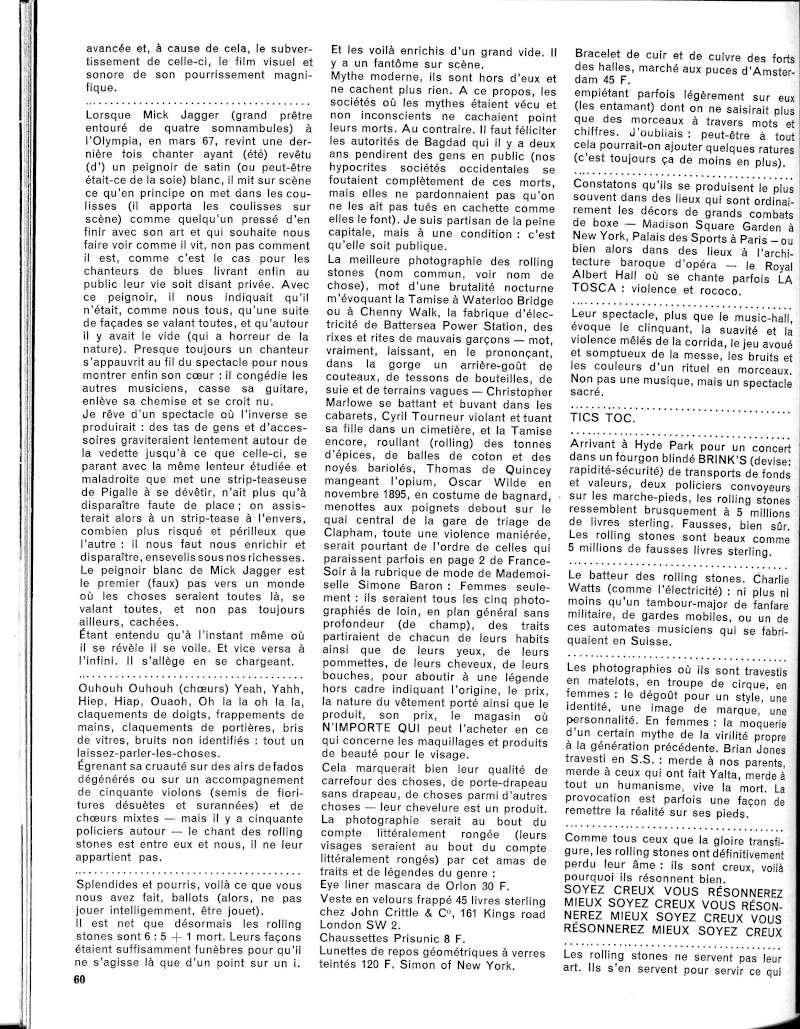 Les Rolling Stones dans la presse française - Page 2 R46-1410