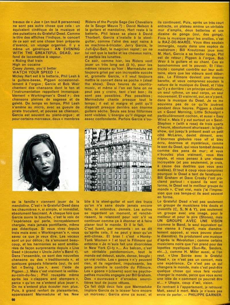 Grateful Dead - Presse Francophone R48-1511