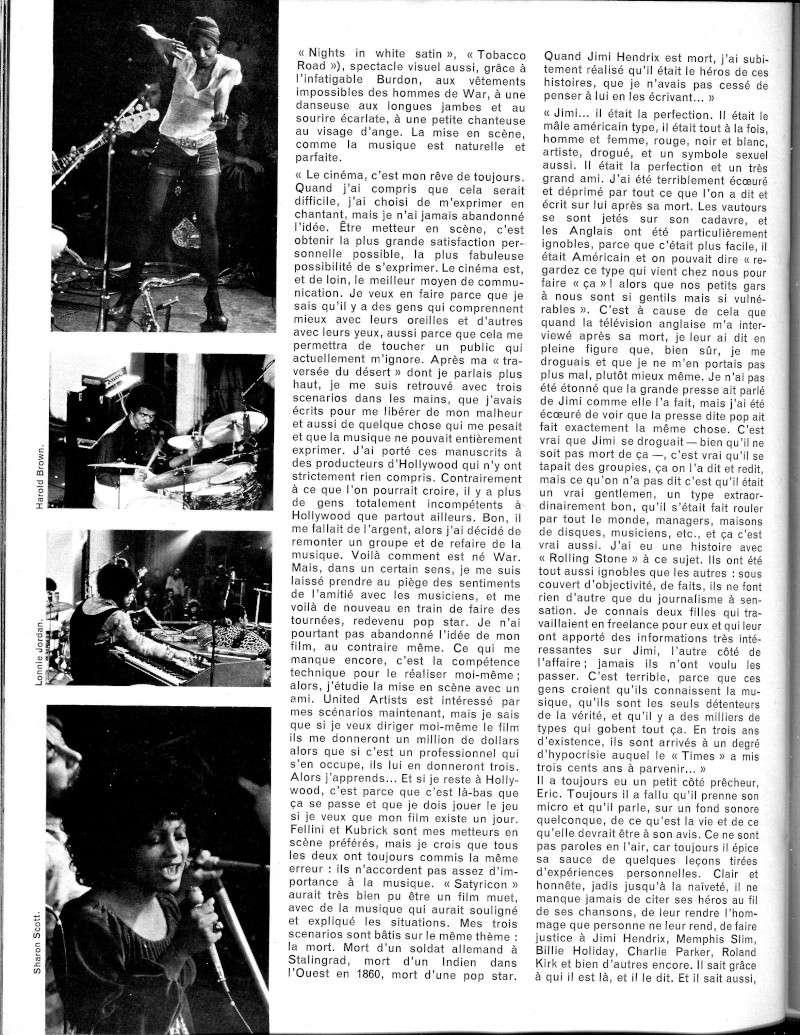 Eric Burdon & The Animals R49-1717