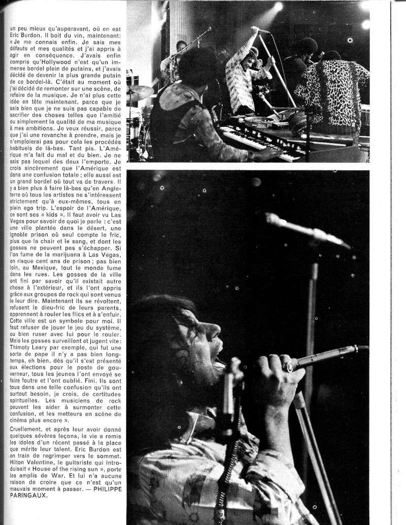 Eric Burdon & The Animals R49-1718