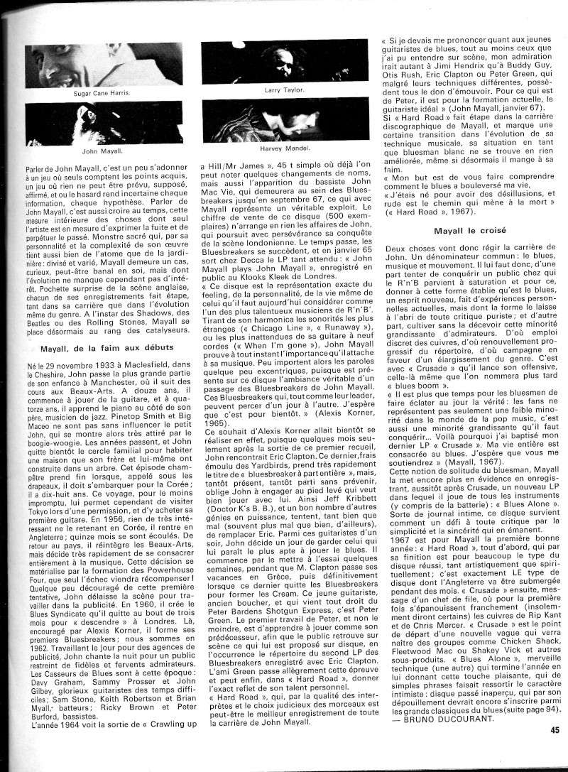 John Mayall : The Golden Years (1964-73) R51-2010