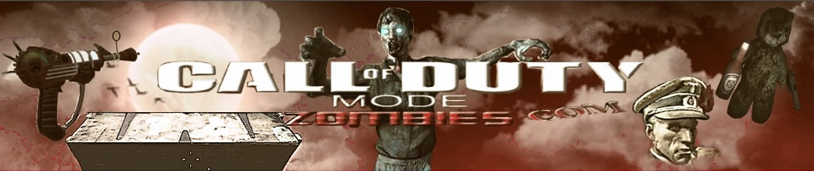 mode zombie call of duty