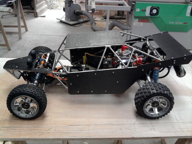 projet sand rail en cours de réalisation et de finition Photo110