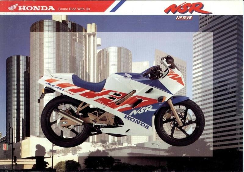 L'histoire de la NSR 125 Honda, ses types, couleurs etc... 17192410