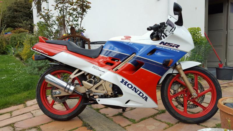 L'histoire de la NSR 125 Honda, ses types, couleurs etc... 26306210