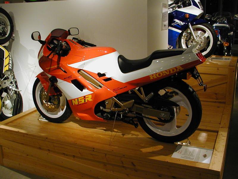 L'histoire de la NSR 125 Honda, ses types, couleurs etc... 800px-10