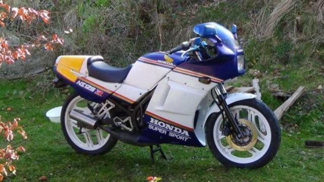 L'histoire de la NSR 125 Honda, ses types, couleurs etc... Dsc00112