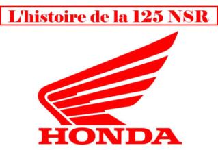 L'histoire de la NSR 125 Honda, ses types, couleurs etc... Le-mot12