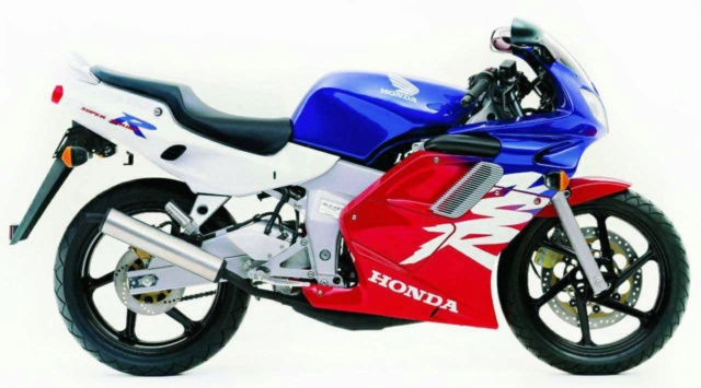 L'histoire de la NSR 125 Honda, ses types, couleurs etc... Nsr12512