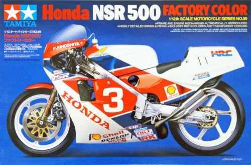L'histoire de la NSR 125 Honda, ses types, couleurs etc... Pre-or11