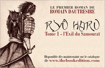 Ryû Haru - L'Exil du Samouraï [Publicité] Qsdfgh10