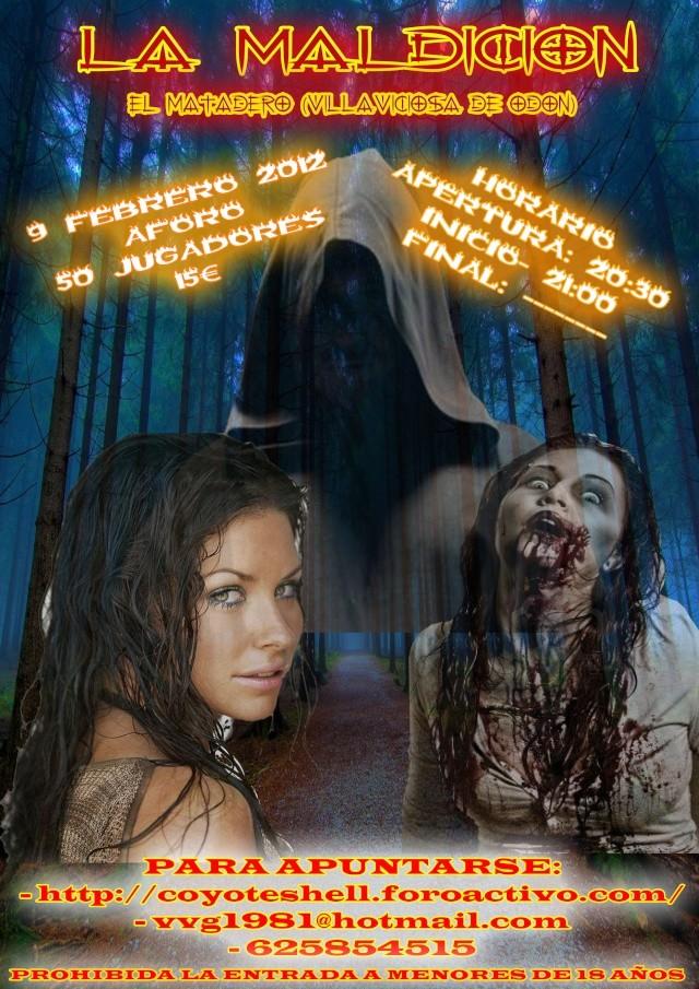 La maldicion, partida tematica con airsoft 9.02.13 (Nocturna) El Matadero Lamald10