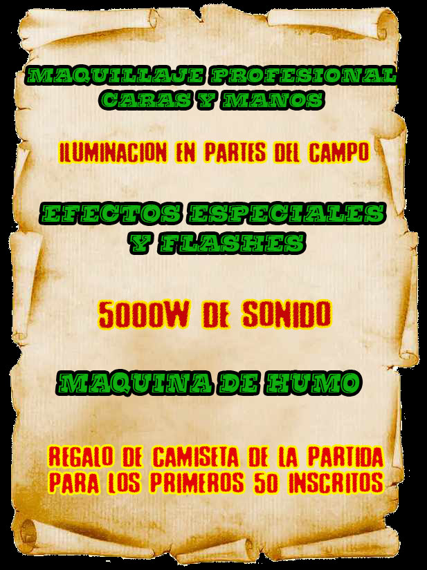La maldicion, partida tematica con airsoft 9.02.13 (Nocturna) El Matadero Pergam10