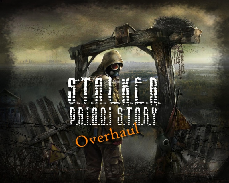Stalker PRIBOI STORY Overhaul - Project by DezOwave Boutch10