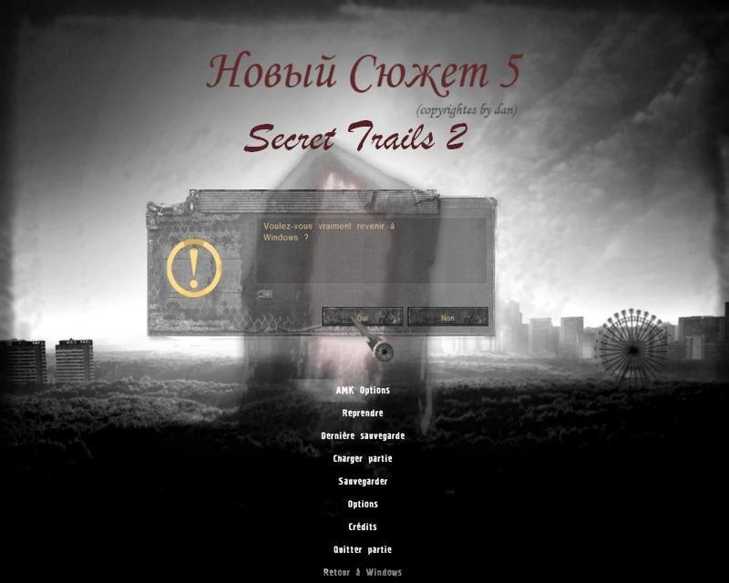 """Secret trails 2 - """"Les sentiers secret du monolith"""" Mod AMK Ssphil10"""