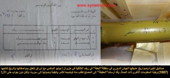 صواريخ مصرية في أيدي الارهابيين ..ميليشيا الجيش الحر يتم تصنيعها في مصر- مصنع صقر 856_2710