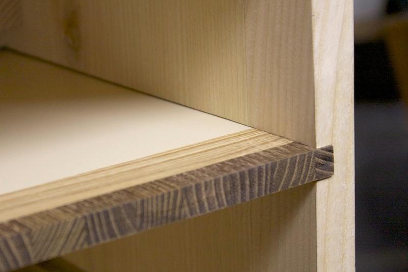 [Fabrication] Un bureau contemporain et simple…  - Page 4 Chants10