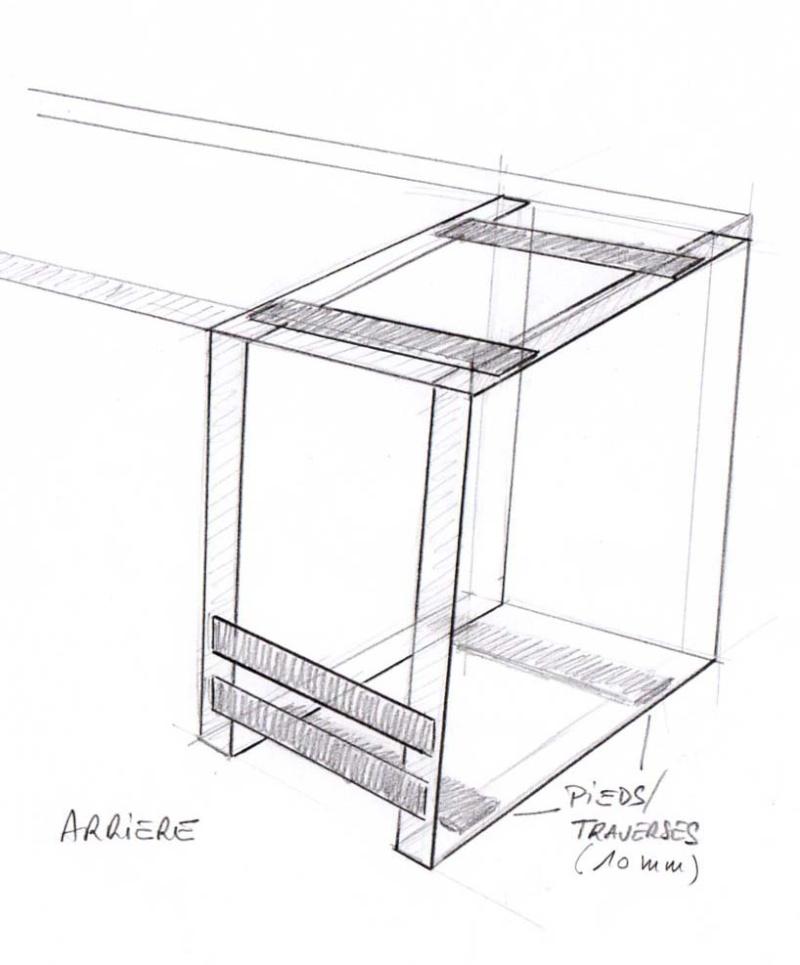 [Fabrication] Un bureau contemporain et simple…  - Page 4 Dessin13