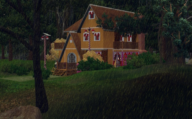 [Apprenti] Créer un effet pluie Ok10
